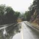 Heckantrieb nasse Fahrbahn