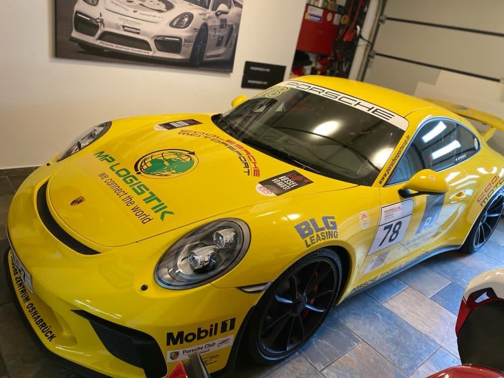 Motorsport Porsche Cayman GT 4